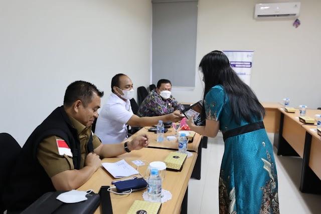 Kunker Ke Tribun terkait Wacana Amandemen ke-5 Konstitusi yang digulirkan oleh DPD RI.