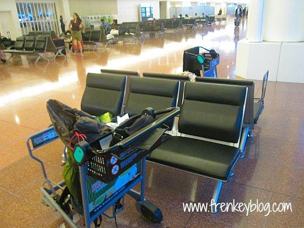 Tempat Tidur Gratis di Bandara Haneda - Tokyo