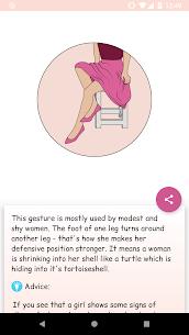 Body language – Trick me. Analyzing of Gestures (MOD, Pro) v16.3 2