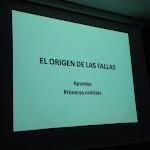 """Charla """"El origen de las Fallas"""""""