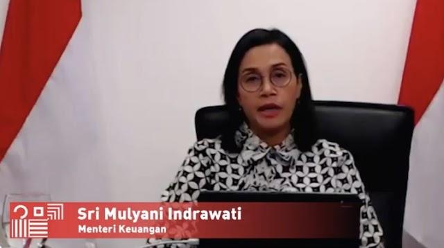 Aduh Seram, Sri Mulyani: Ekonomi Bisa Pingsan Jika...