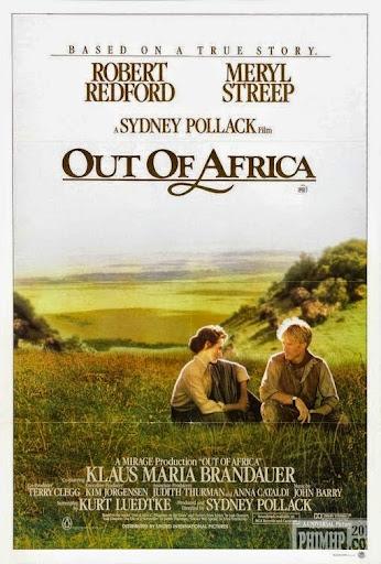 Out of Africa - Xa mãi châu phi
