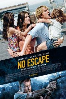 No Escape ( 2015 ) หนีตายฝ่านรกข้ามแดน
