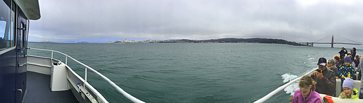 San Francisco Bay Panoramic Views