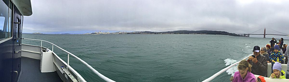 San Francisco Bay Panoramic Views