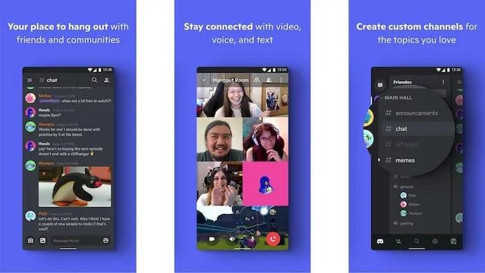Best Zoom Alternative Apps Discord