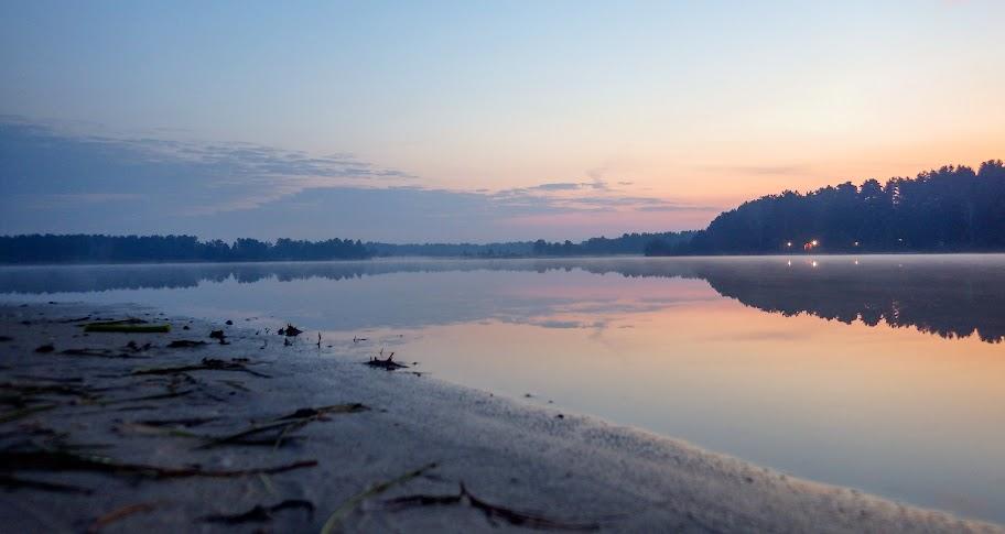 озеро с. Воронки