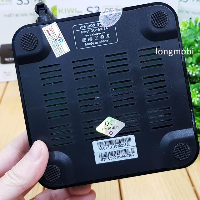 android tv box kiwi s3 pro