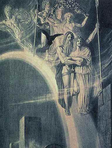 The Gods Descending, Asatru Gods And Heroes
