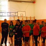 Florbalový turnaj dívek