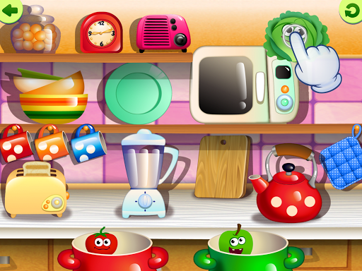 FunnyFood Kindergarten learning games for toddlers  screenshots 14