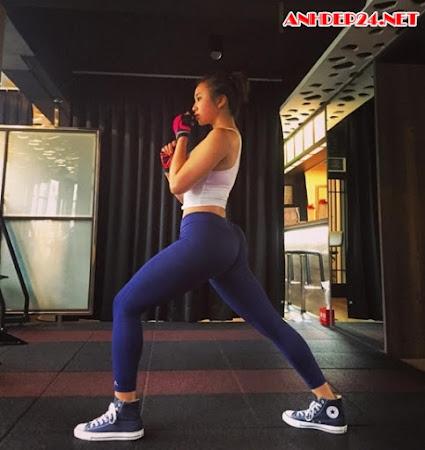 Jessica mỹ nữ siêu vòng 3