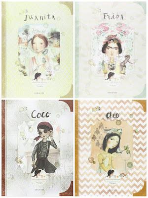 Colección Miranda, cuentos sobre mujeres