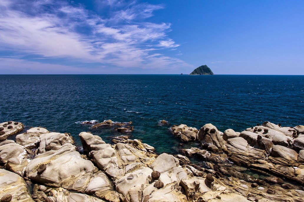 東北角日出及沿岸風景(宜蘭大里、龍洞、陰陽海、和平島)