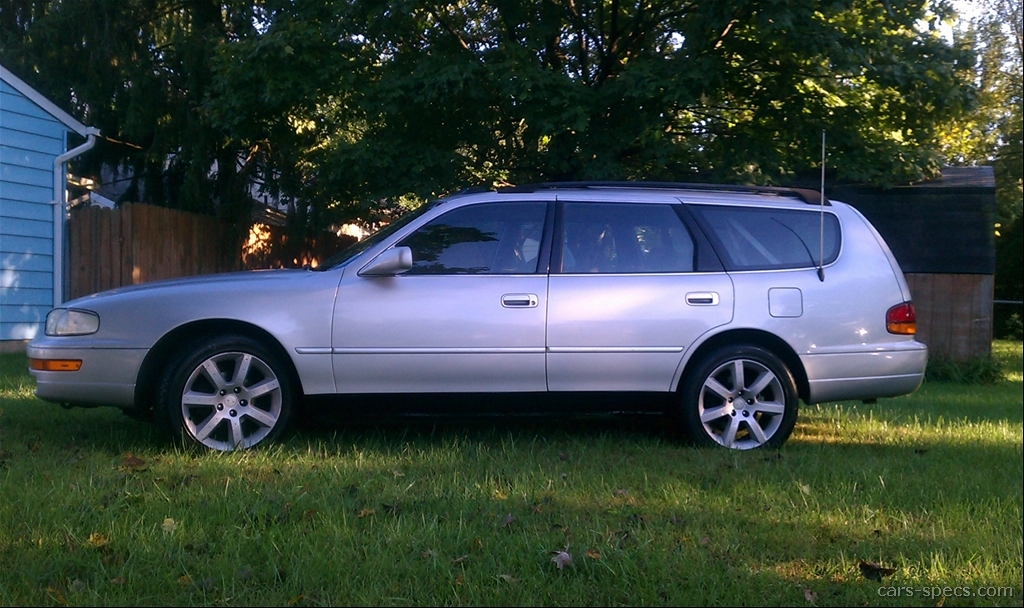 1996 toyota camry wagon specifications pictures prices. Black Bedroom Furniture Sets. Home Design Ideas