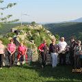 Zajednička fotografija na Gornjem gradu Kninske tvrđave