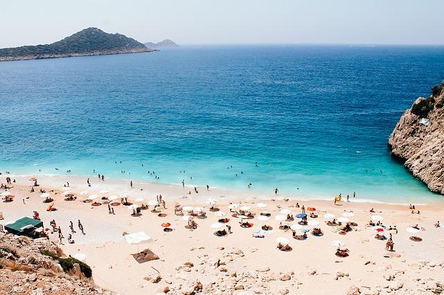 kaputas antalya beach