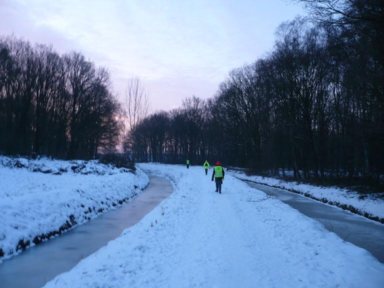 De  Bossche 100; NL; 100/110km, 110 pl. ; 24-25 janvier 2014 P1590614