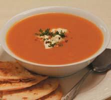 Weight Loss Recipes : Spiced Pumpkin Soup