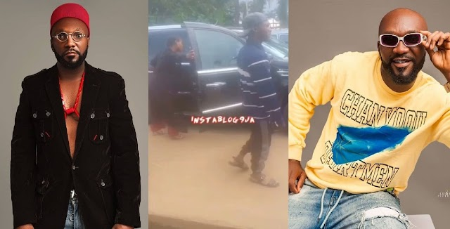 JUST IN! Actor Pressing Forward Allegedly Abducted In His Hometown In Isu LGA Of Imo State (VIDEO)