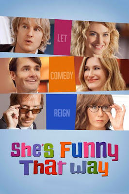 She's Funny That Way (2014) BluRay 720p HD Watch Online, Download Full Movie For Free