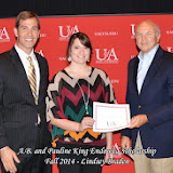 Scholarship Awards Ceremony Fall 2014 - Lindsey%2BBraden.jpg