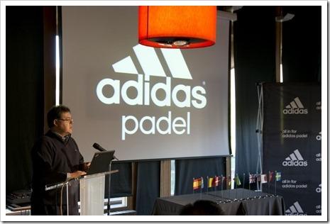 I Adidas International Padel Days: apuesta firme en el desarrollo del pádel internacional.