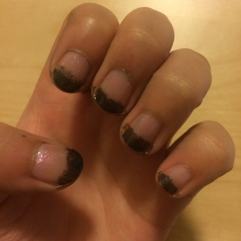 What Nail Polish Matches A Black Dress Hession Hairdressing