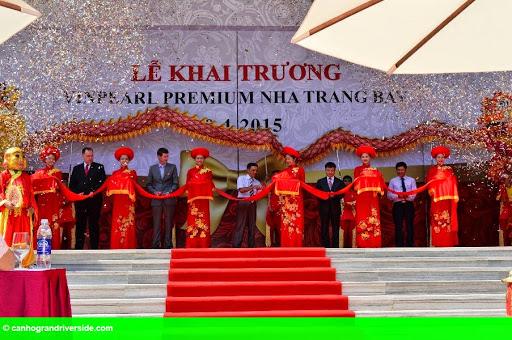 Hình 1: Vingroup lập kỷ lục mới tại Vinpearl Premium Nha Trang Bay