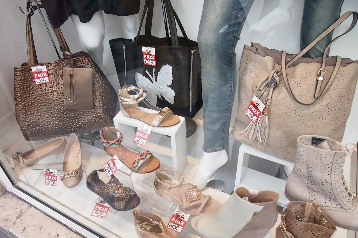 パリ マレ地区 買い物