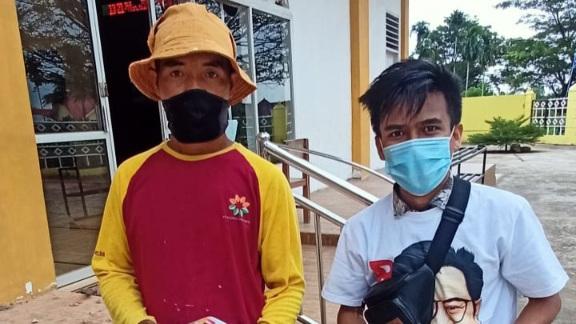 Relawan Muhaimim Peduli Bergerak di Sumbar
