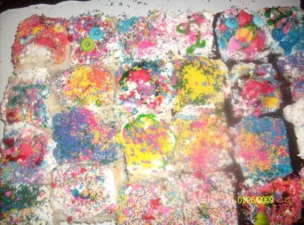 Quilt Birthday Cake Recipe