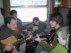 kytarové vlakotrio