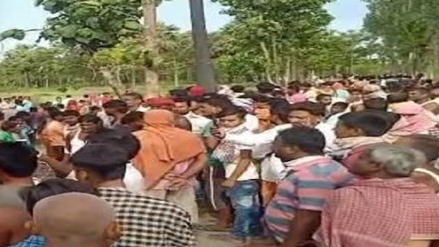 कल्याणपुर: प्रवासी मजदूर की क्वारंटाईन सेंटर में मौत, पेड़ से लटकता मिला शव.