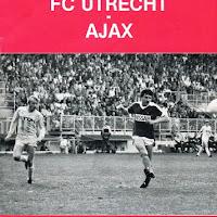 FCU Programmaboekjes 1983-84