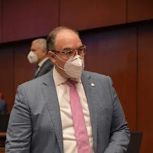 Senador exige al gobierno explique las razones de la paralización de la presa de Monte Grande