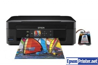 Download Epson Expression Home XP-306 laser printer driver – install without installation CD