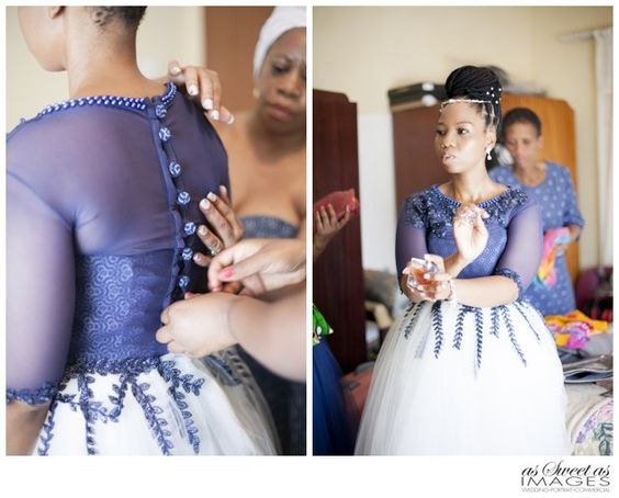 latest shweshwe dresses in South Africa in 2019 6