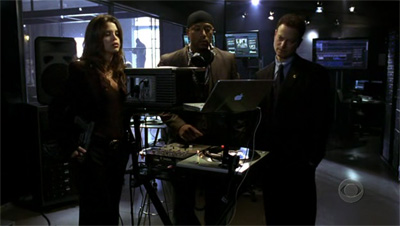 CSI NY EP04 and Mac