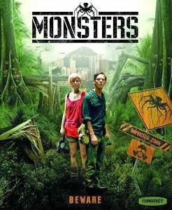 Quái Vật - Monsters poster