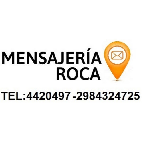 Mensajería Roca