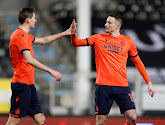 Club Brugge speelt gelijk op het veld van Charleroi