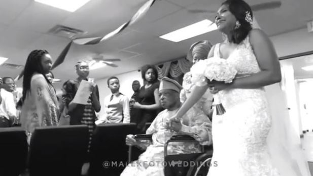 Doctors Told Bride That Her Dad Won't Live Long To See Her Wedding But