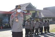 Kapolda Kalbar Bentuk Brigade Pengendali Karhutla, 538 Personel Disiagakan