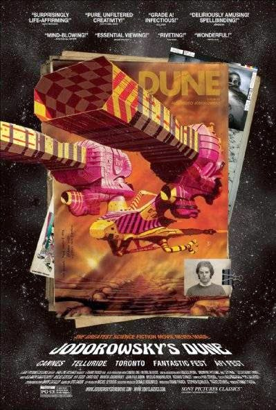 Poster Of English Movie Jodorowsky's Dune (2013) Free Download Full New Hollywood Movie Watch Online At Alldownloads4u.Com
