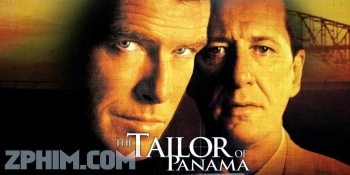 Ảnh trong phim Đặc Vụ Đi Buôn - The Tailor of Panama 1