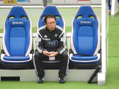 松本山雅FCの反町康治監督