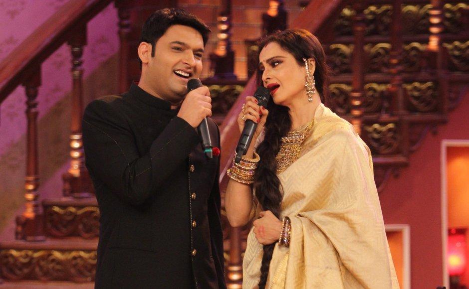 Kapil Sharma had a born talent of singing too