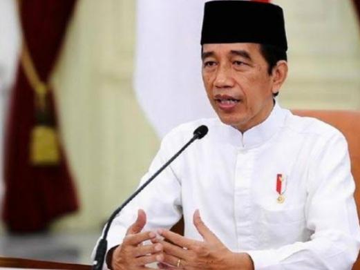 Presiden Jokowi Klaim Indonesia Berpeluang Jadi Ekonomi Terbesar ke-7 di Dunia