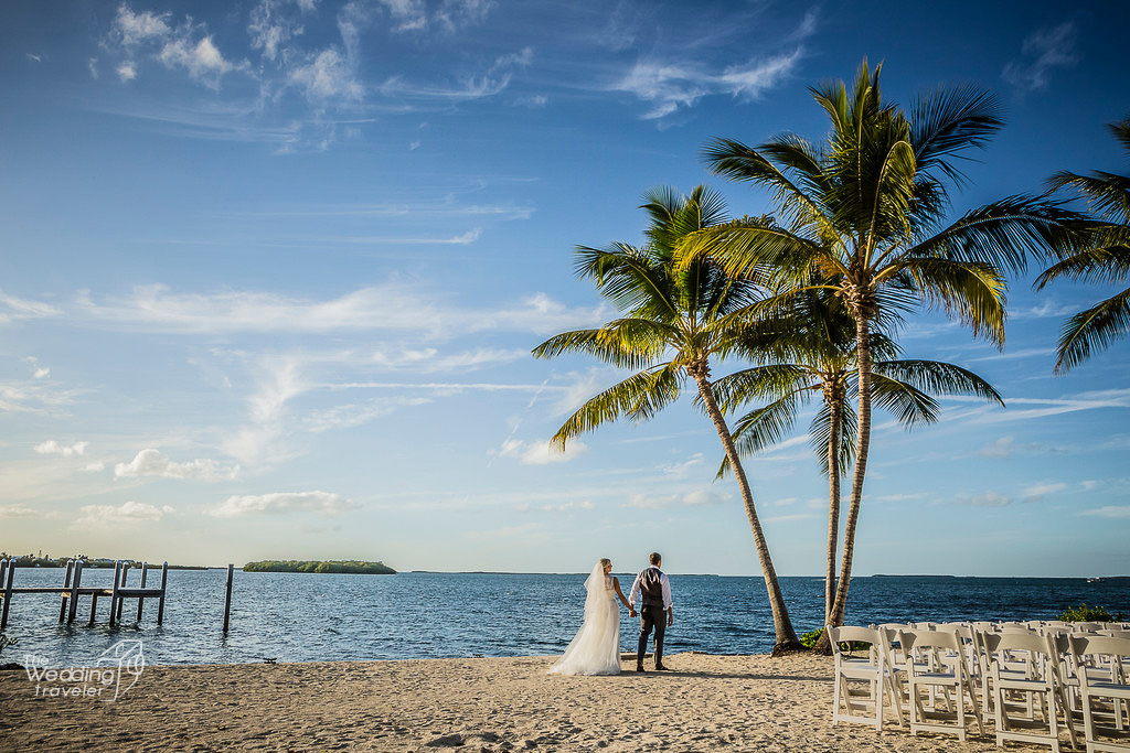 beach weddings in Florida, destination wedding places